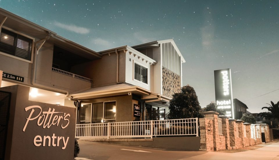 Potter's Boutique Hotel Toowoomba